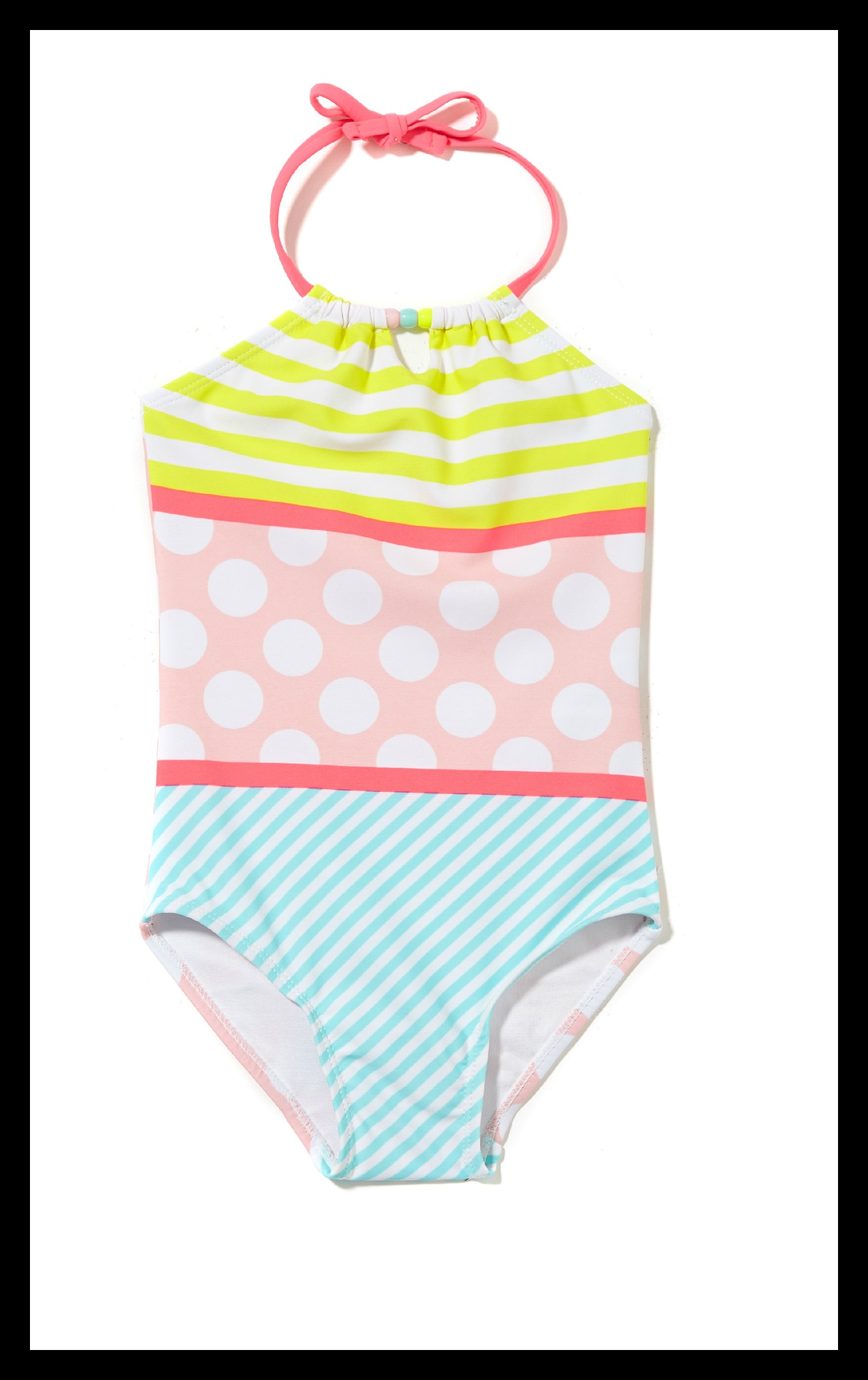 KIDS emma halter one piece R269.00